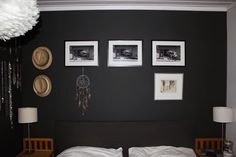 Bedroom makeover Gallery Wall, Cool Stuff, Bedroom, Frame, Blog, Home Decor, Cool Things, Room, Homemade Home Decor