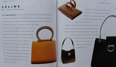 Book : The Handbag To Have & to Hold - Celine Bag