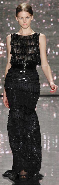 ❀ Naeem Khan Fall 2012 at New York Fashion Week ❀ http://beautyisdiverse.com/2012/02/naeem-khan-fall-2012/ More Naeem on Fashion Evening Wear & Dresses