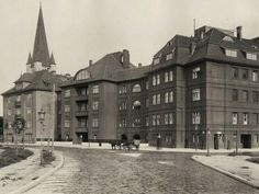 Odkrywamy Wrocław: Kamienice Hansa Poelziga przy Sztabowej i Sudeckiej , Wratislaviae Amici - dolny-slask.org.pl