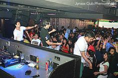 Jynxxx nightclub is situated at the Intercontinental Eros Hotel in Nehru Place, New Delhi. It is considered as one of the fashionable clubbing venue in Delhi.