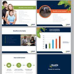 Polish our corprate training presentation by Acreation Designs