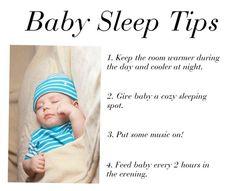 """Baby Sleep Tips"" by babyblau ❤ liked on Polyvore featuring BabyBlau, Babytips and BabySleep"