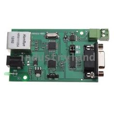 RS232 RS485 to Ethernet adapter 22$