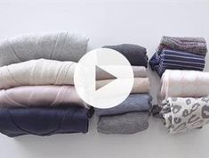 Organizing Hacks, Organizing Your Home, Home Organisation, Closet Organization, Organizar Closets, Folding Socks, Konmari Methode, Peaceful Home, Folding Laundry