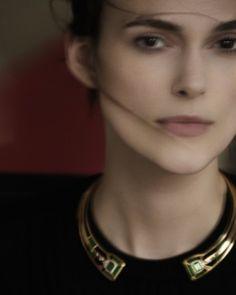 Keira Knightley by Sarah Moon, 2017