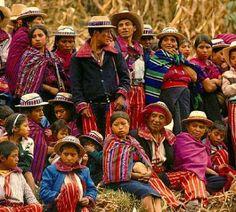 Un día internacional sin derechos indígenas en Guatemala