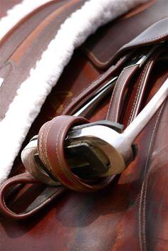 Saddle & Girth
