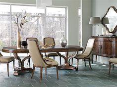 Avalon Heights 7-piece Dining Table Set | #GREATHOUSE