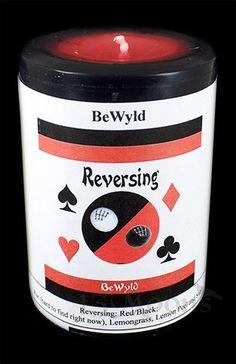 Reversing Hoodoo Candle