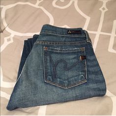 SALECitizens Of Humanity Jeans pretty much brand new. Only worn once or twice. They have been altered in length. Please comment if you need measurements. Citizens of Humanity Pants