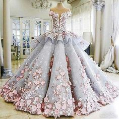 fairy tail wedding dress