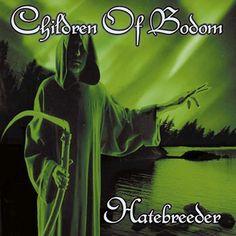 Classic Metal Album Covers: Children of Bodom - Hatebreeder
