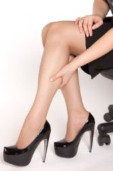 The effect of high heels on spinal health...