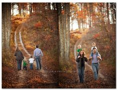 beautiful fall portraits