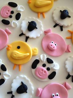 Twin Boys Celebrate Turning One With a Farm Friends Birthday Party