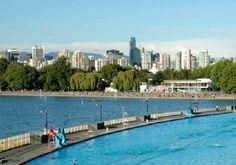 Kitsilano Swimming Pool - Vancouver