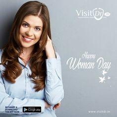 Happy Women's Day  #HappyWomensDay #Visitdr