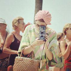 Grace Kelly  - The Turban Trend