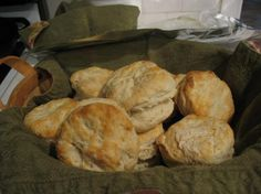Our favorite homemade biscuits