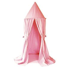 childrens kids win green rose multi stripe gingham hanging bed canopy play tent in toys games outdoor toys activities playhouses - Multi Canopy Decor