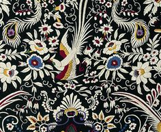 Undiscovered Indian Treasures: Parsi Embroidery: A Fading Art