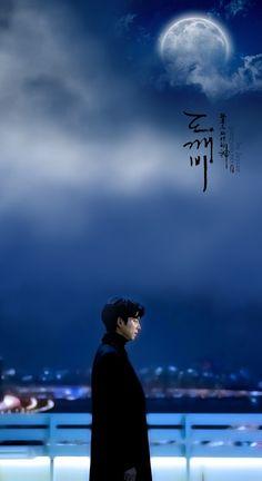 Goblin-Gong Yoo-Korean Drama_id-Subtitle Korean Celebrities, Korean Actors, Goblin Wallpaper Kdrama, Goblin Kdrama Fanart, Goblin The Lonely And Great God, Goblin Korean Drama, Two Worlds, Goblin Gong Yoo, Yoo Gong