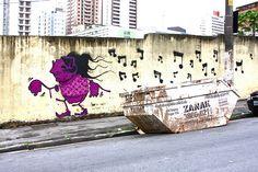 Street art | Mural by ONESTO