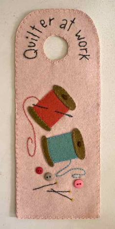Need one for crochet, knitting, sewing and crafting too :)