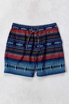 CPO Blanket Stripe Pull-On Short