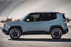2015 Jeep Renegade Announced  I really haven't figured out what I think about this.