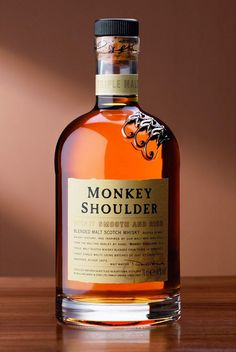 On the shelf.  Killer value in a blended Scotch that comes from great producers such as  Glenfiddich and Balvenie...