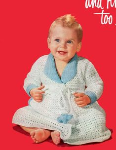 ALMOST FREE Instant PDF Download Vintage Crochet & by ickythecat