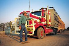 Cheap Trucks, Big Trucks, Train Truck, Road Train, Kenworth Trucks, Best Commercials, Heavy Truck, Classic Trucks, Colors