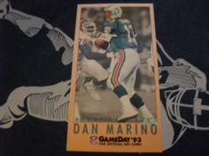 1993 Fleer Nfl Gameday Dan Marino #13 Miami Dolphins Football Card nfl gameday,http://www.amazon.com/dp/B0043WO57A/ref=cm_sw_r_pi_dp_.2U0sb1SGAS5RWMT