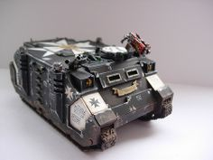 Black Templars Rhino 2 | Flickr - Photo Sharing!