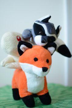 Stupid Fox stuffed animals!!