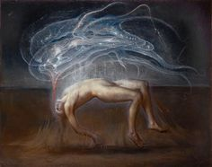The Infernal Paintings of Agostino Arrivabene