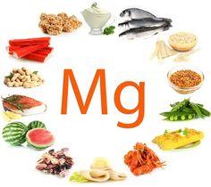 Magnez w jedzeniu i produkty, gdzie jest go najwięcej. Moje ulubione produkty to…