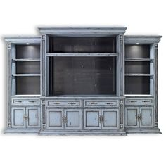 Home Entertainment Centers and Custom Kitchen Cabinets