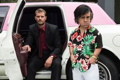 First look: Peter Dinklage and Jamie Dornan in 'My Dinner WithHervé'