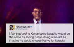 21 Times Richard Ayoade's Tweets Were Actually Genius
