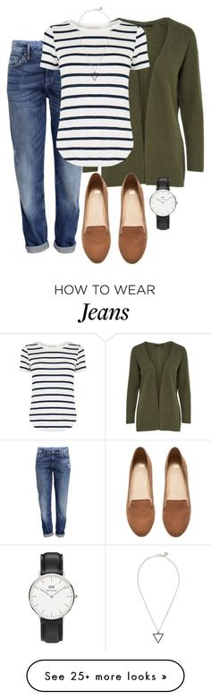 """Teaching #6"" by deliag on Polyvore featuring H&M, Oasis, Marc by Marc Jacobs and Daniel Wellington"