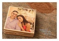 DIY Gift Idea - Photo Coasters!!