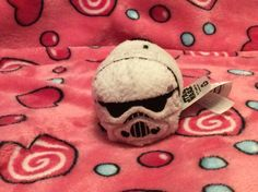 It's a Storm-Trooper from Star Wars! Tsum Tsums, Disney Tsum Tsum, Star Wars, Stars, Sterne, Starwars, Star Wars Art