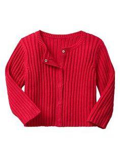 Paddington Bear™ for babyGap ribbed cardigan | Gap