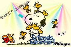 Snoopy e woodstock 4ever