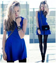 Diesel Watch, Woa Kao Dress, Chanel Bag