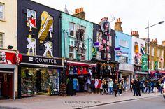 Camden Town ,London