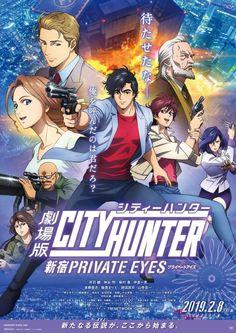 City Hunter : La Mort De City Hunter : hunter, Hunter, Ideas